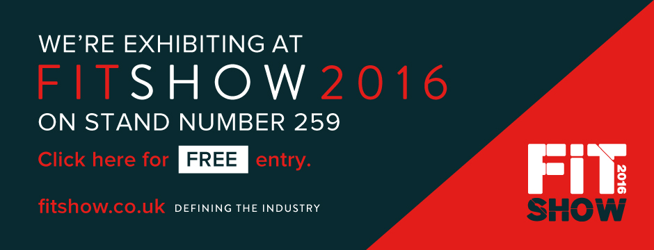FIT show - 12th to 14th April