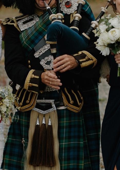 BDM spotlight: Kestrel's Gunn pipes up at Gazza wedding