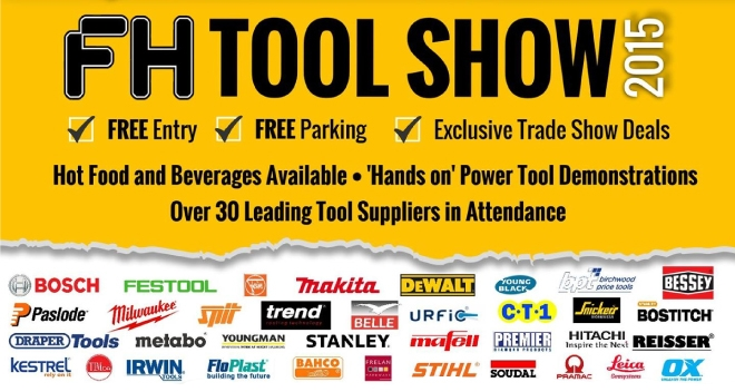 Kestrel Displays at Largest Ever FH Tool Show