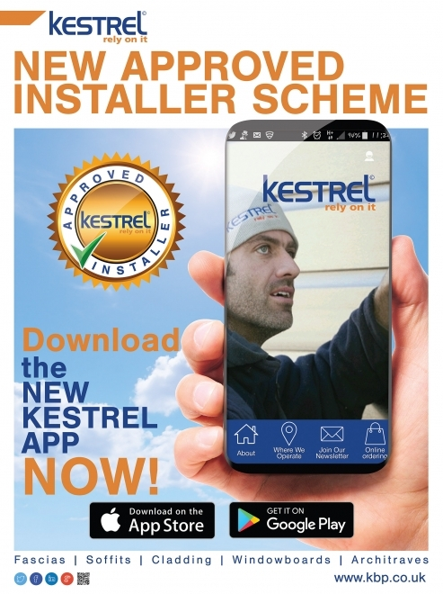 Appy days ahead for Kestrel Installers