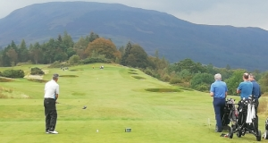 Kestrel-sponsored golf day raises thousands for charity