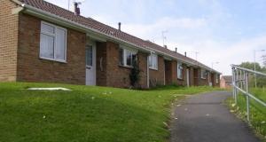 UPVC roofline manufacturer Kestrel and National Plastics deliver for social housing